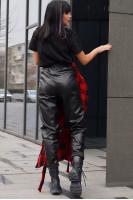 Twinity Кожен Панталон