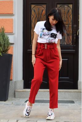 Twinity Панталон Red Passion