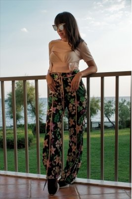 Панталон Twinity Flower