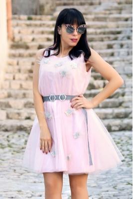 Twinity Pink Romantic Рокля