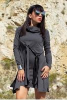Рокля Fashion Grey