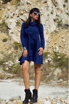 Рокля Fashion Blue