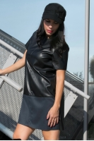 Рокля Twinity Leather