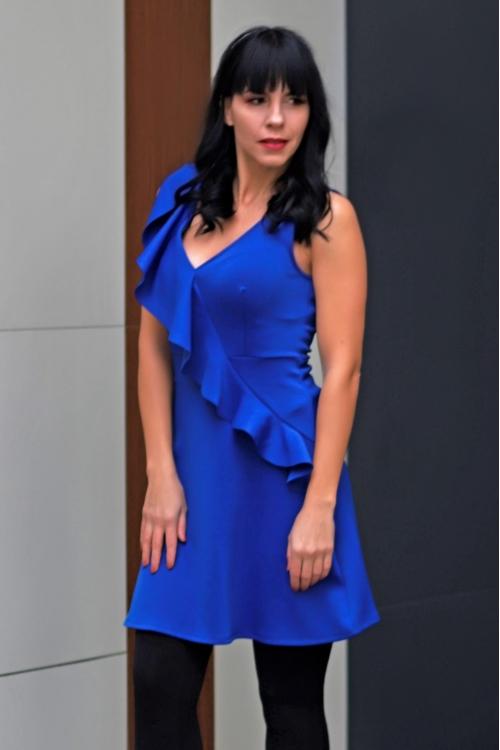 Twinity Рокля Blue