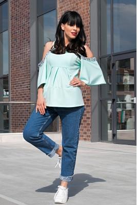 Twinity Mint Блуза