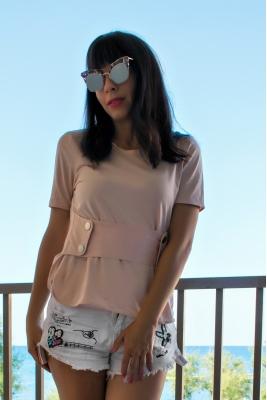 Блуза Twinity
