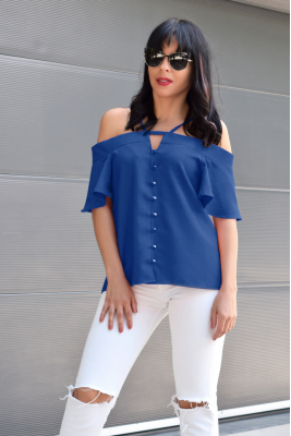 Блуза Twinity Blue