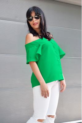 Twinity Green Блуза