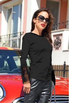 Twinity Блуза Black