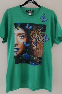 Twinity Butterfly Tshirt